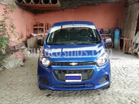 Chevrolet Beat Notchback LT Sedan usado (2018) color Azul precio $132,000
