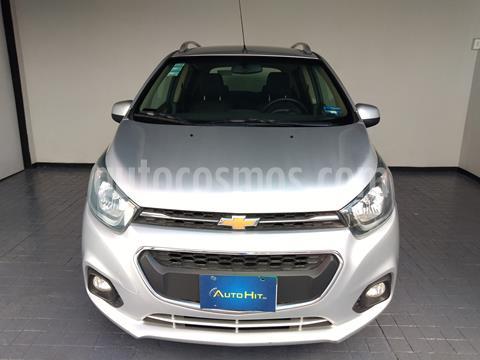 Chevrolet Beat Hatchback LTZ usado (2018) color Plata precio $145,000