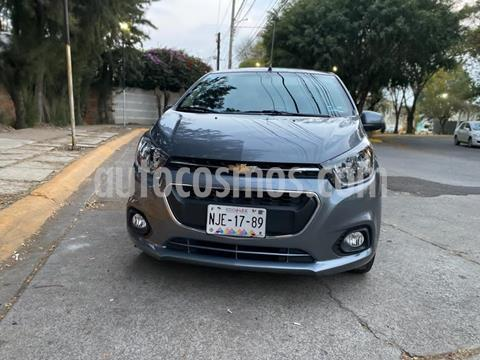 Chevrolet Beat Notchback LTZ Sedan usado (2019) color Gris precio $165,000