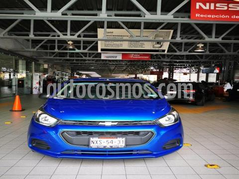 Chevrolet Beat Hatchback 4P LT 1.2L AT A/AC. VE DEL. R-14 usado (2019) color Azul precio $153,900