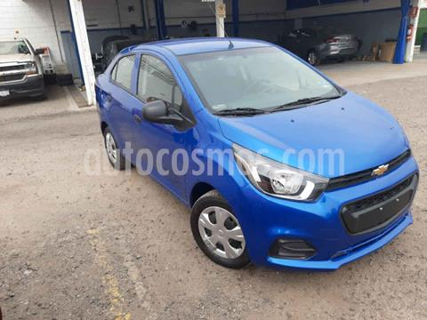 Chevrolet Beat Notchback LT Sedan usado (2019) color Azul precio $165,000
