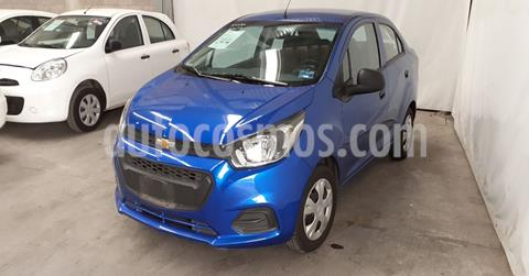 Chevrolet Beat Notchback LT Sedan usado (2020) color Azul precio $149,900