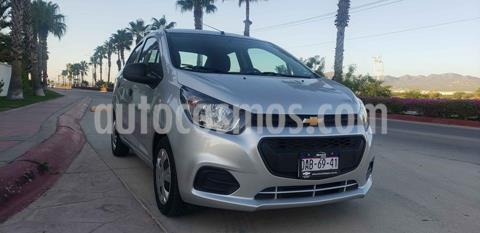 Chevrolet Beat Hatchback LT usado (2020) color Gris Titanio precio $180,000