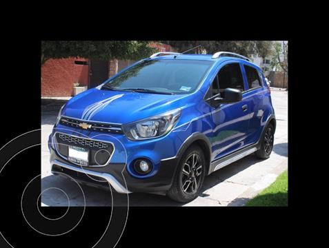 Chevrolet Beat Hatchback Active usado (2019) color Azul precio $135,000