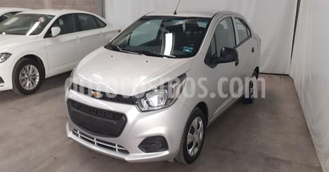Chevrolet Beat Notchback LT Sedan usado (2019) color Plata Dorado precio $139,900