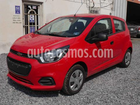 Chevrolet Beat Notchback LS Sedan usado (2020) color Rojo precio $165,000