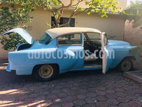 Chevrolet Bel air Coupe usado (1953) color Celeste precio $100,000