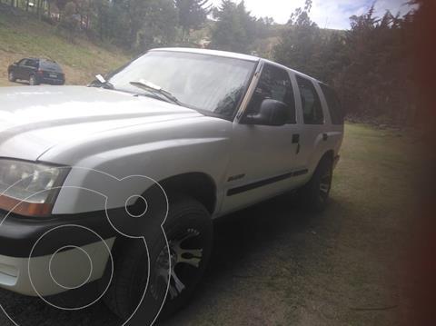 Chevrolet Blazer S-10 4x4 V6,4.3i,12v A 1 2 usado (2003) color Blanco precio u$s9.000