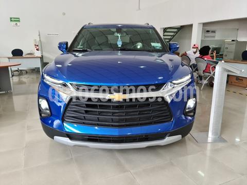 foto Chevrolet Blazer Piel usado (2019) color Azul Acero precio $602,000