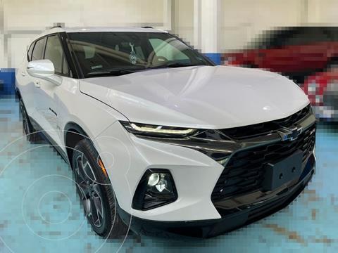 Chevrolet Blazer RS  usado (2021) color Blanco precio $1,650,000