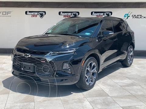 Chevrolet Blazer Piel usado (2021) color Negro precio $865,000