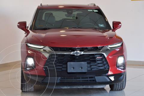 Chevrolet Blazer RS usado (2019) color Rojo precio $645,000