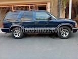 Chevrolet Blazer Lujo A-Ac usado (2000) color Azul precio $60,000