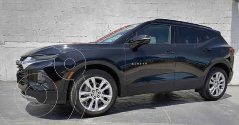 Chevrolet Blazer Piel usado (2019) color Negro precio $554,900