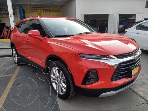 Chevrolet Blazer Piel usado (2019) color Rojo precio $682,000