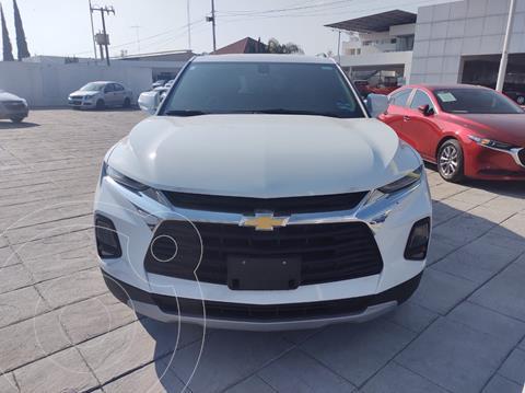 Chevrolet Blazer Piel usado (2019) color Blanco precio $525,000