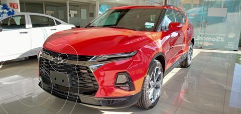 Chevrolet Blazer Piel usado (2019) color Rojo precio $709,000