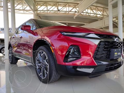 Chevrolet Blazer RS usado (2019) color Rojo precio $695,000