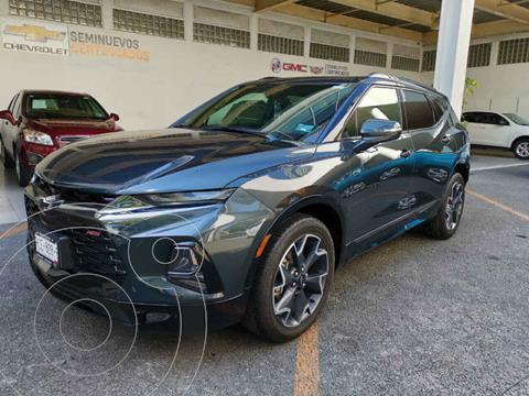 Chevrolet Blazer RS usado (2019) color Gris precio $619,000