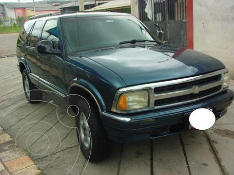 Chevrolet Blazer Blazer 4x2 usado (1997) color Azul precio BoF1.200