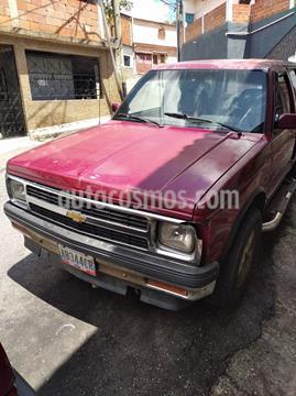 Chevrolet Blazer Auto. 4x4 usado (1991) color Rojo precio u$s1.600