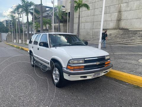 Chevrolet Blazer Auto. 4x4 usado (1999) color Blanco precio u$s2.500