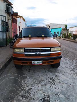 Chevrolet Blazer Blazer 4x2 usado (1995) color Plata precio u$s1.800