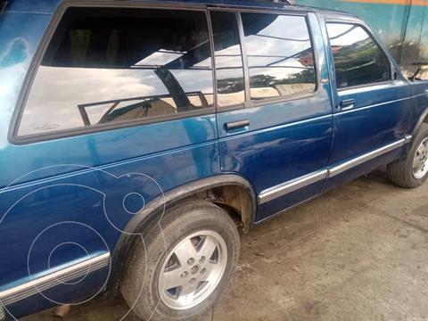 Chevrolet Blazer Blazer 4x2 usado (1992) color Azul precio u$s1.100
