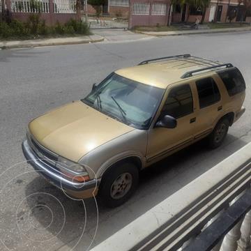 Chevrolet Blazer Auto. 4x4 usado (1998) color Bronce precio u$s2.000
