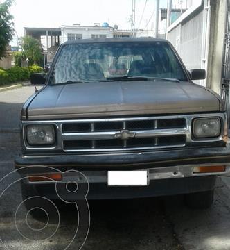 Chevrolet Blazer Auto. 4x2  usado (1994) color Marron precio u$s2.000