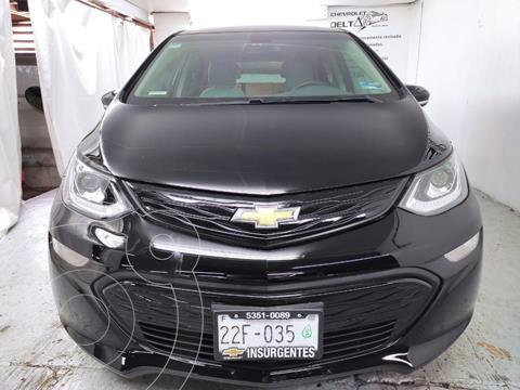 Chevrolet Bolt EV 200 hp usado (2020) color Negro precio $619,900