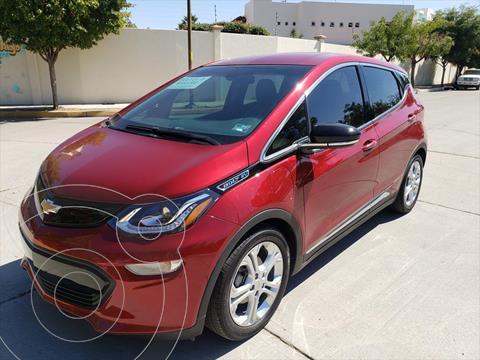 Chevrolet Bolt EV 200 hp usado (2019) color Rojo precio $530,000