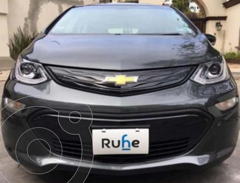 Chevrolet Bolt EV 200 hp usado (2020) color Gris Oscuro precio $590,000