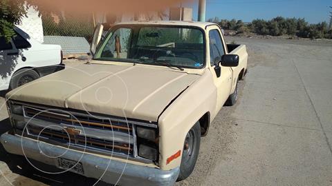 Chevrolet C 10 Custom usado (1986) color Amarillo precio $280.000
