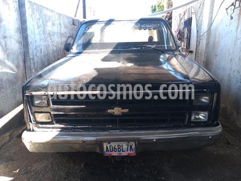 Chevrolet C 10 V8 350 usado (1984) color Negro precio u$s1.450