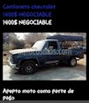 foto Chevrolet C 10 Big 10 Pick-Up L6 4.9 12V usado (1983) color Azul precio u$s1.400