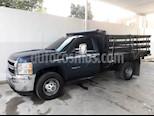 Foto venta carro usado Chevrolet C 3500 chasis con platabandas color Azul precio BoF15.000