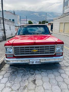 Chevrolet C10 Big 10 Pick-up L6,4.9,12v A-S1 3 usado (1975) color Rojo precio u$s4.000