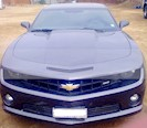 Foto venta Auto usado Chevrolet Camaro 6.2L SS V8 Aut (2010) color Plata precio $11.000.000