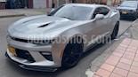 Chevrolet Camaro SS usado (2016) color Plata precio $132.000.000