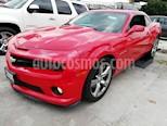 Foto venta Auto usado Chevrolet Camaro Coupe Aut (2010) color Rojo precio $292,000