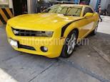 Foto venta Auto usado Chevrolet Camaro LT  (2013) color Amarillo Daytona precio $250,000