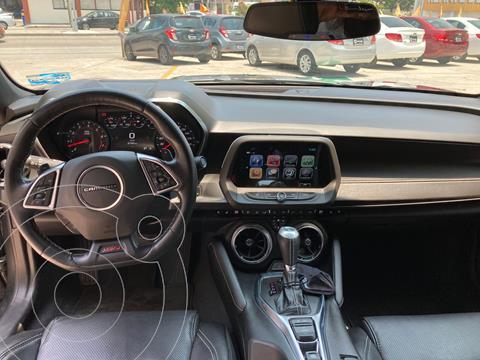 Chevrolet Camaro SS Aut usado (2018) color Gris precio $600,000