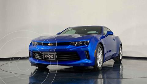Chevrolet Camaro LT usado (2017) color Azul precio $399,999