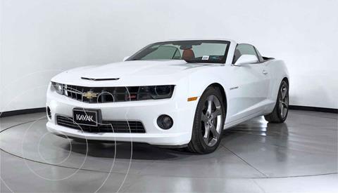 Chevrolet Camaro Convertible Aut usado (2013) color Blanco precio $349,999