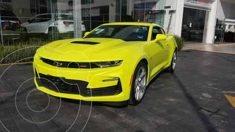 Chevrolet Camaro SS Aut usado (2020) color Verde Lima precio $975,000