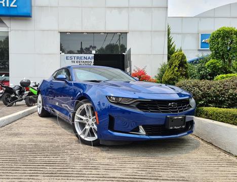 Chevrolet Camaro RS V6 Aut usado (2019) color Azul precio $600,000