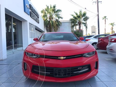Chevrolet Camaro RS V6 Aut usado (2017) color Rojo precio $491,700