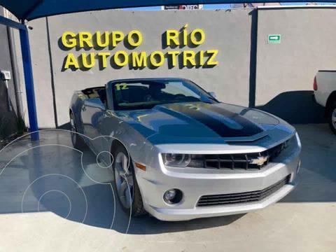 Chevrolet Camaro Convertible Aut usado (2012) color Plata precio $277,000