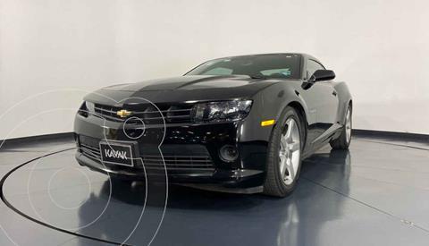 Chevrolet Camaro LT usado (2015) color Negro precio $342,999